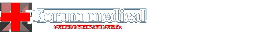 Forum Medical - sfaturi medicale online